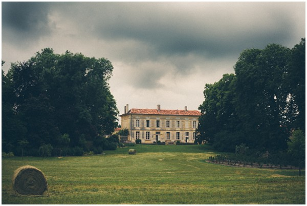 Chateau de Saint- Privat des Pres / © Craig George Photography / French Wedding Style Blog