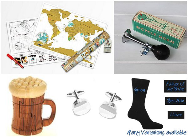 bestman gifts via French Wedding Style