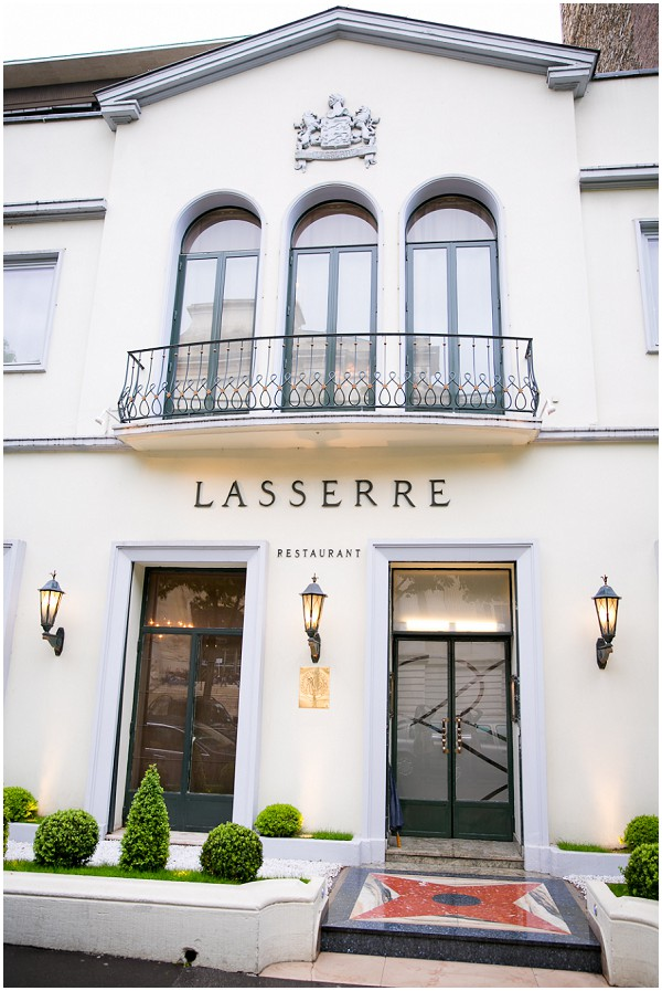 lasserre restaurant paris