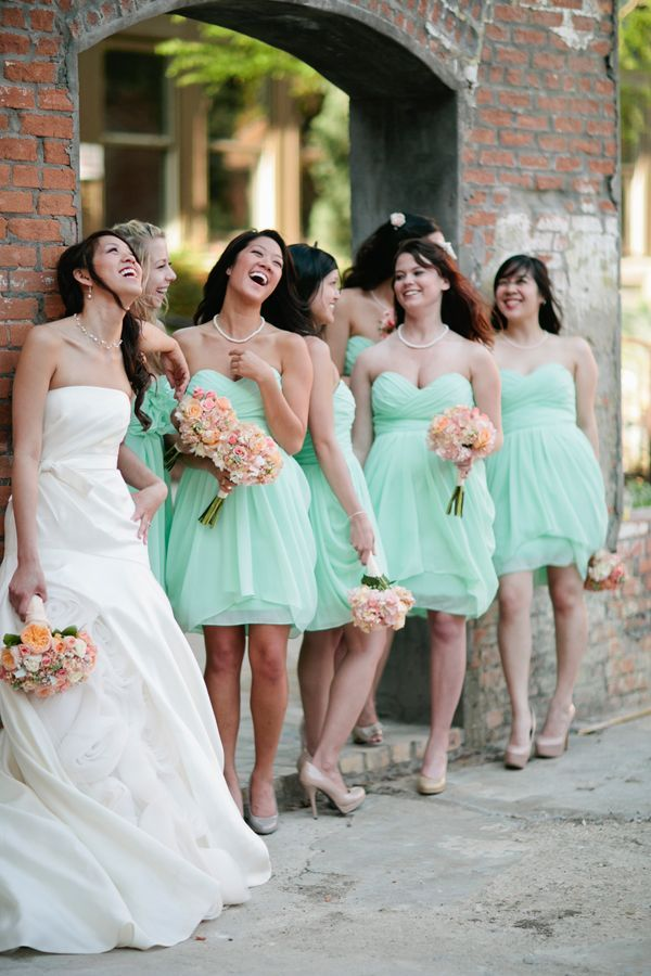 Mint Green wedding ins...