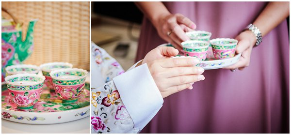 traditional wedding tea ceremony
