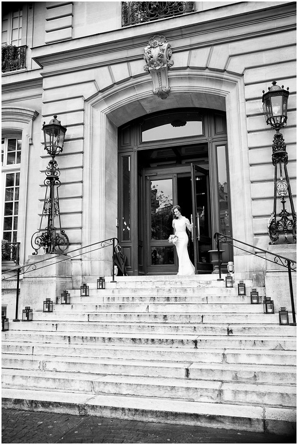 vintage bride paris