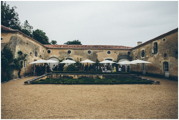 wedding chateau south west-france