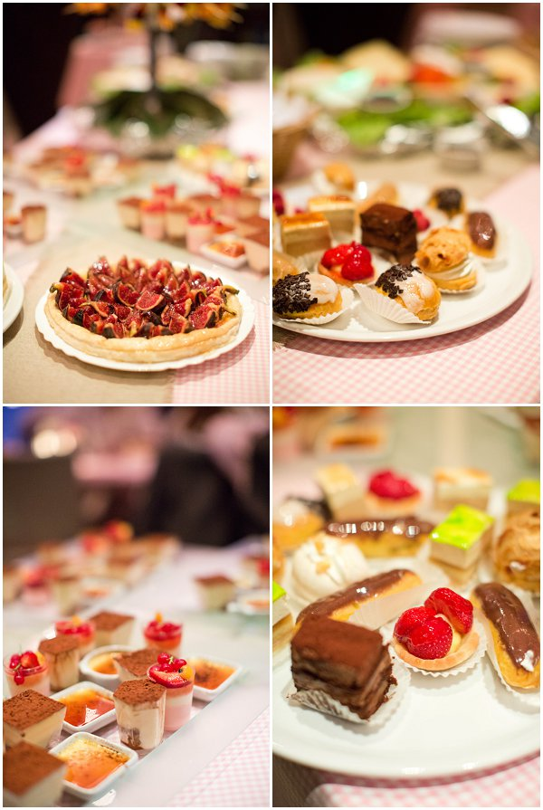 wedding catering corsica