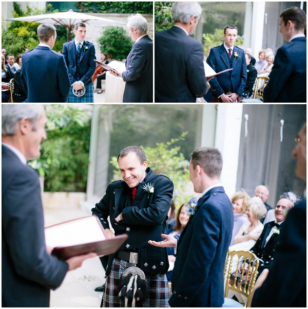 civil gay wedding ceremony