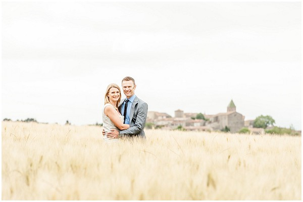 french countryside outside Limoux  | Photography © Awardweddings on French Wedding Style Blog
