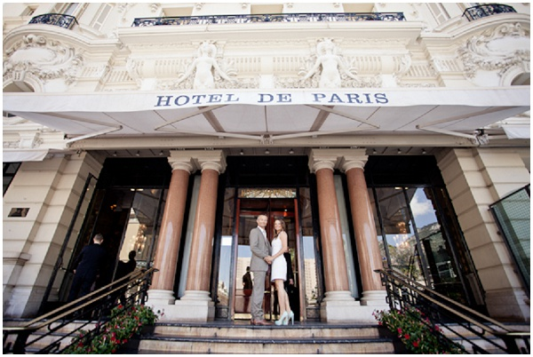 Hotel de Paris Monaco | Photography © Katy Lunsford on French Wedding Style Blog