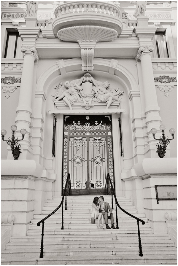 Couple photography Monaco