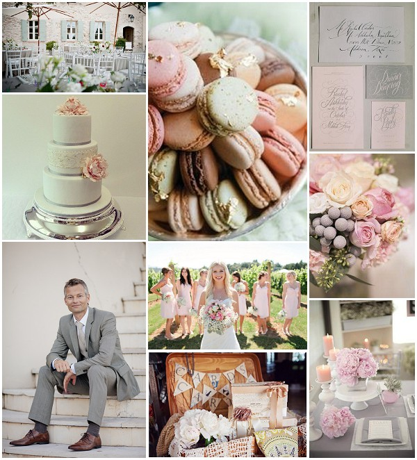 Vine Romance Wedding Inspiration