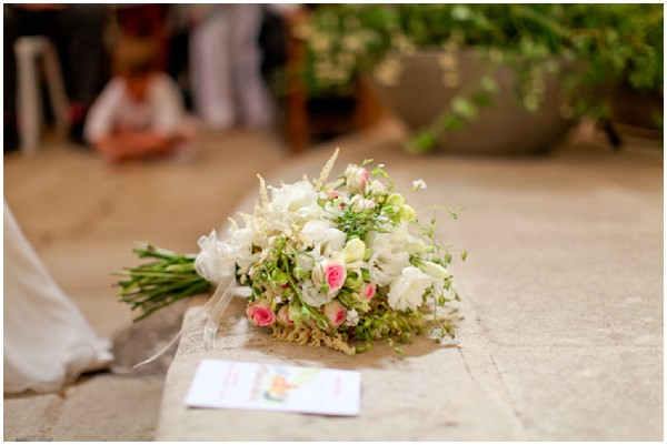 rustic heritage wedding flowers