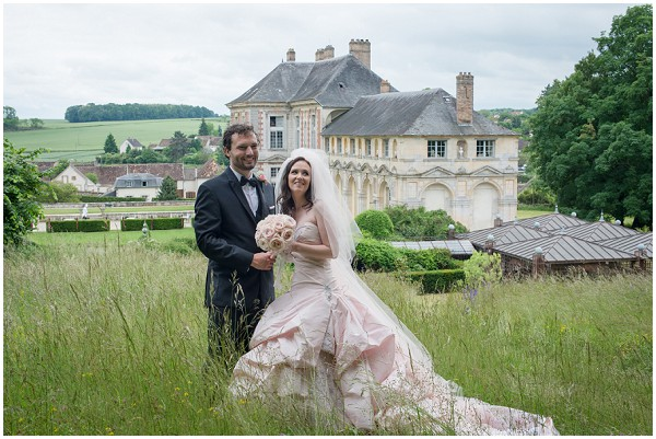 rustic french chateau wedding