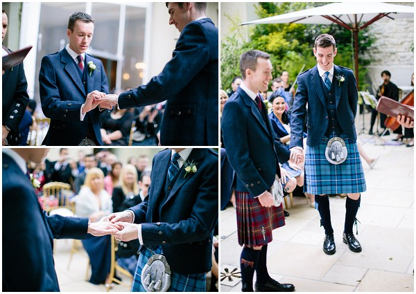 scottish ceremony in paris