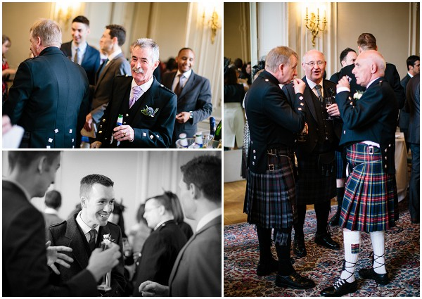 scottish reception