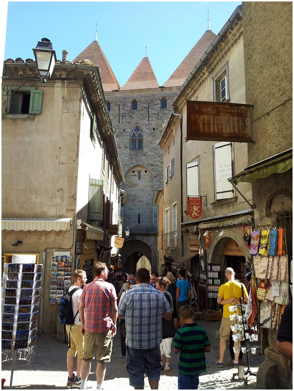 carcassonne streets