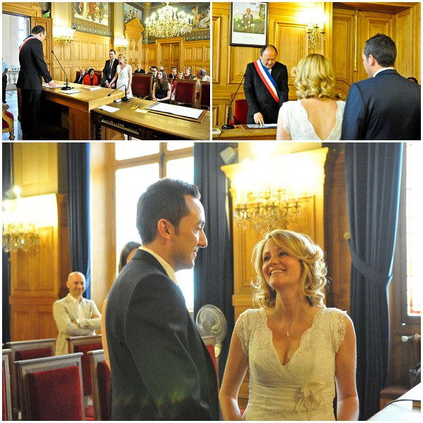 civil wedding paris