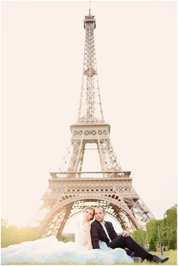 couple paris