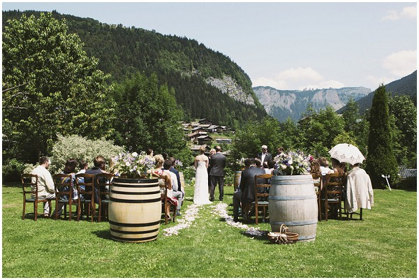 moutain view wedding