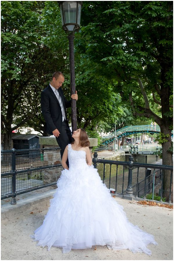 north east paris wedding
