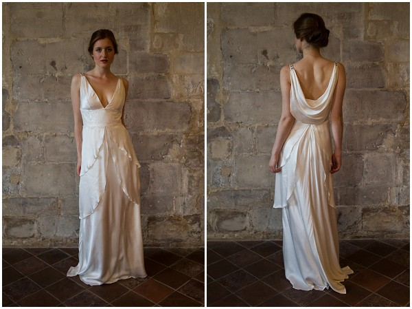 Introducing French Bridal Designer - Alesandra Paris