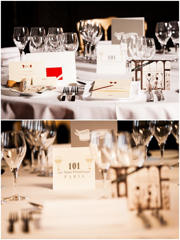 chic wedding table ideas