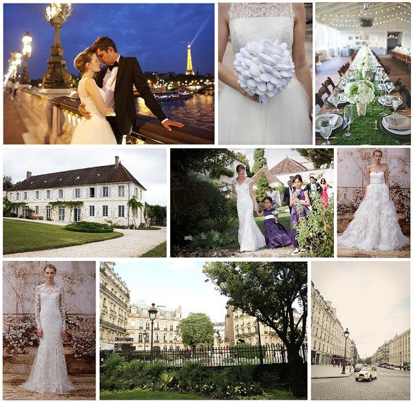 french styled weddings