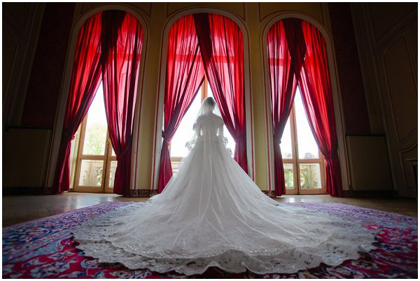 grand chateau wedding dress