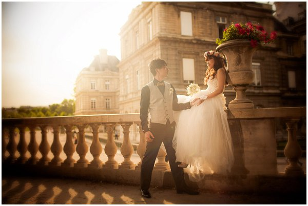 luxembourg garden wedding