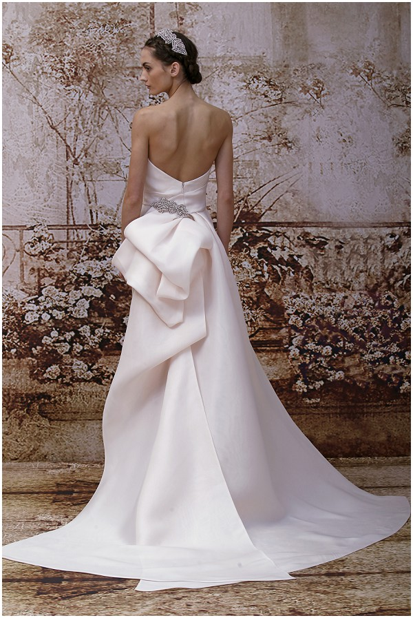 French Wedding Dress Designer Monique Lhuillier