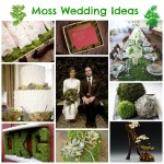 moss wedding ideas
