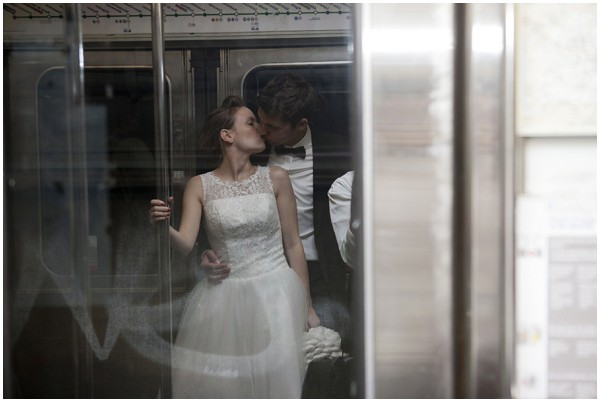 paris metro wedding