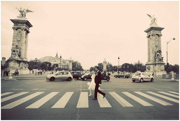 retro paris photography