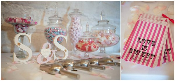 sweetshop wedding