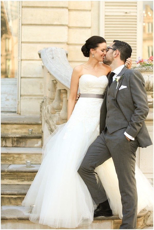 wedding in Paris, so romantic and chic | Melissa Barrick Photography