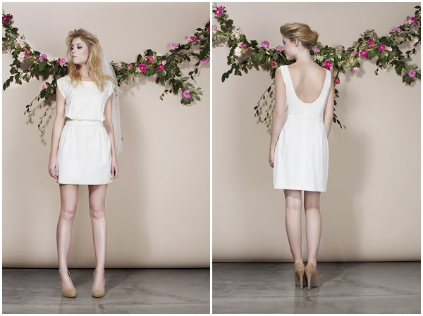 Oh Oui, French wedding dress collection