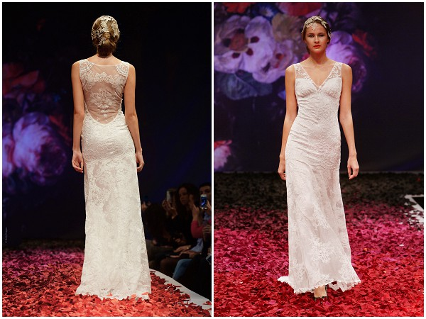 Claire Pettibone Bridal Collection: Iris