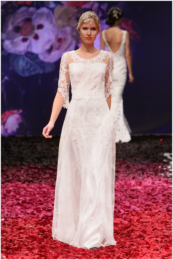 Claire Pettibone Bridal Collection: Julia