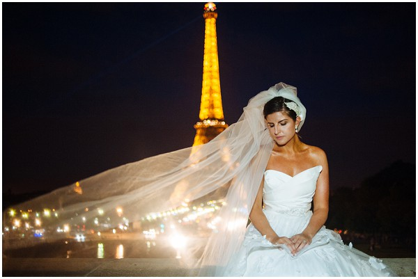 bridal shoot paris