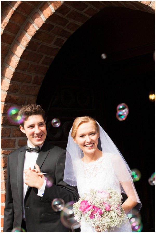 bubble wedding confetti