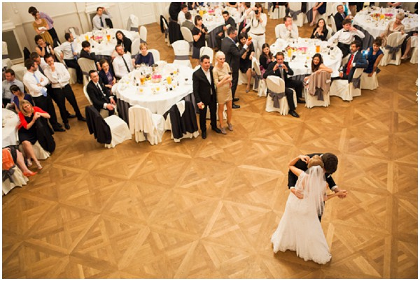 first dance poland