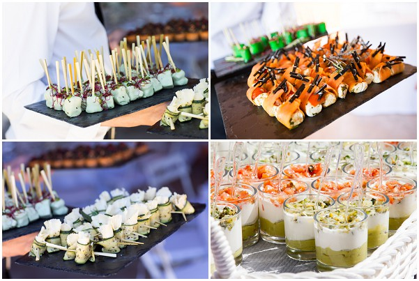 french canapes