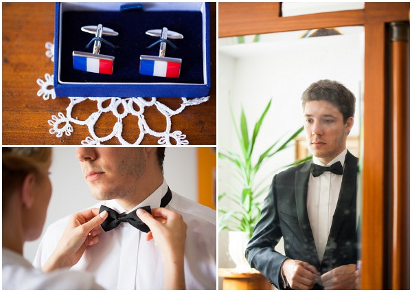 french style groom
