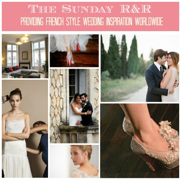 french style weddings in The Sunday R&R