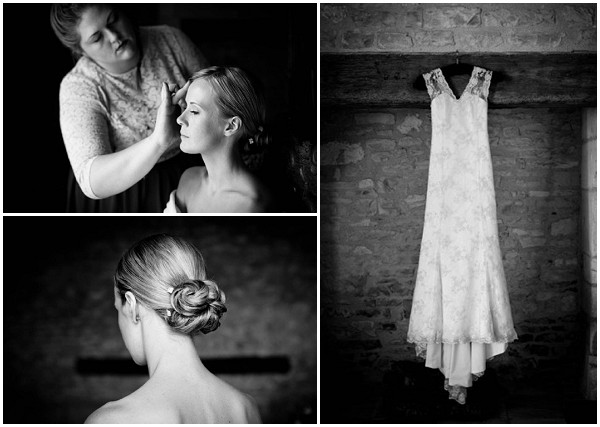 Bridal hair and make up in Burgundy by Lexi de Rock hair and- makeup