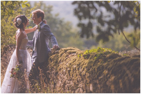romantic countryside style