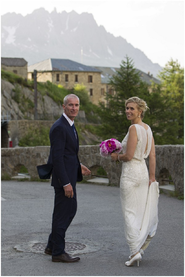 wedding in chamonix area