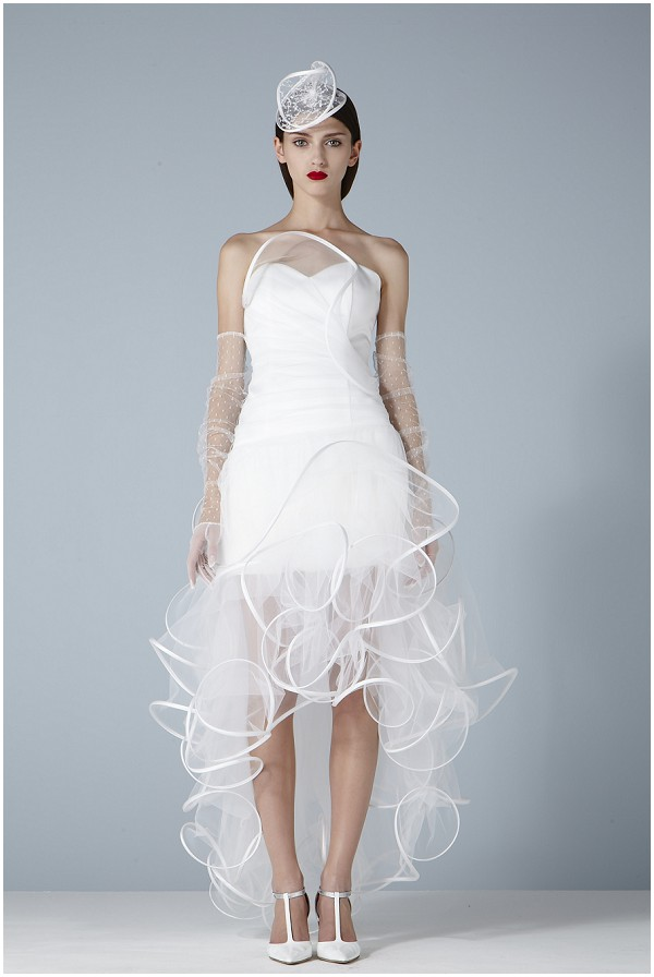 Showcasing Paris Bridal Designer: Suzanne Ermann