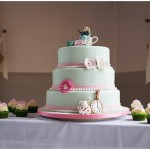 alice in wonderland wedding cake