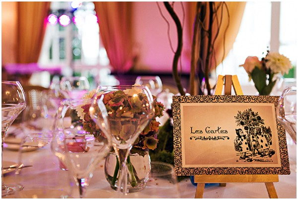Magical Alice In Wonderland Themed Wedding