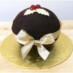 christmas cake recipe Choc Cherry Christmas Pud