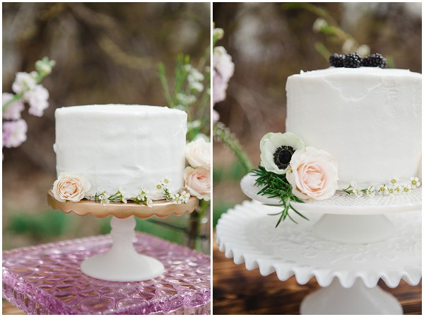 Romantic Lavender And Lace Wedding Inspiration